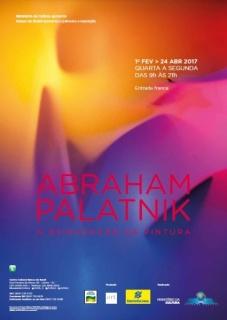 Abraham Palatnik - A reinvenção da pintura