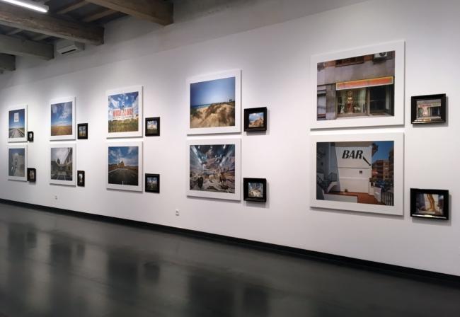 Jordi Bernadó, The Spirit of Imagination exhibition view. Galeria SENDA 2017, Barcelona, Spain – Cortesía de galeria SENDA