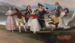 Francisco de Goya – Cortesía del Museo de Bellas Artes de Bilbao