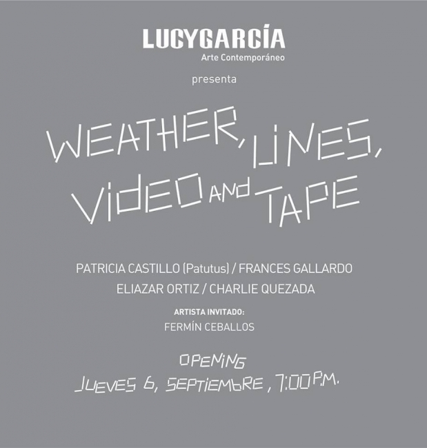 Weather, Lines, Video and Tape