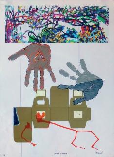 Gonzalo Torné y Quico Rivas. Socios a cuatro manos — Cortesía del Centro de Arte Contemporáneo de Málaga (CAC)
