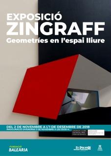 Zingraff. Geometríes en l´espai lliure