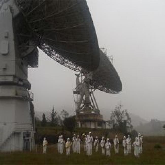 Centro Espacial Satelital de Colombia