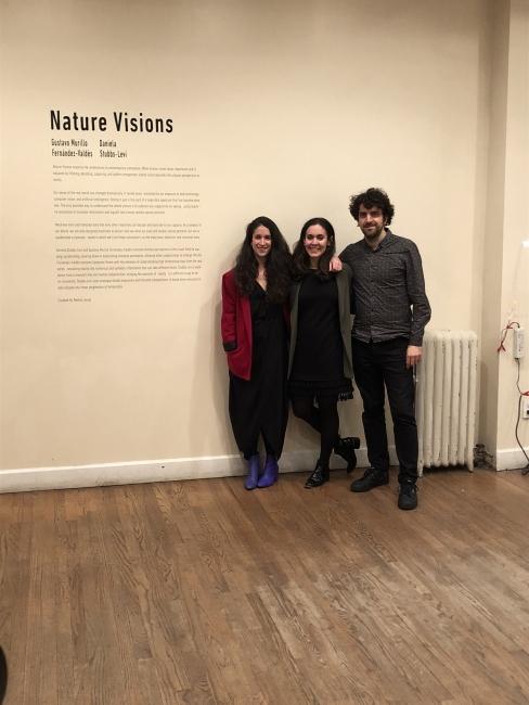 Daniela Stubbs-Leví, Noelia Lecue Francia, Gustavo Murillo Fernández-Valdés