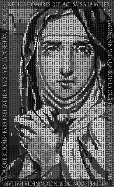 Necios hombres que acusáis: Juana Inés de la Cruz (Guadalupe Luceño)