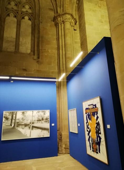 Exposición I Bienal San Lucas