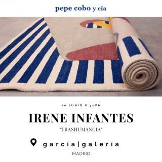 Irene Infantes, Trashumancia