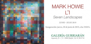 Mark Howie. Seven Landscapes
