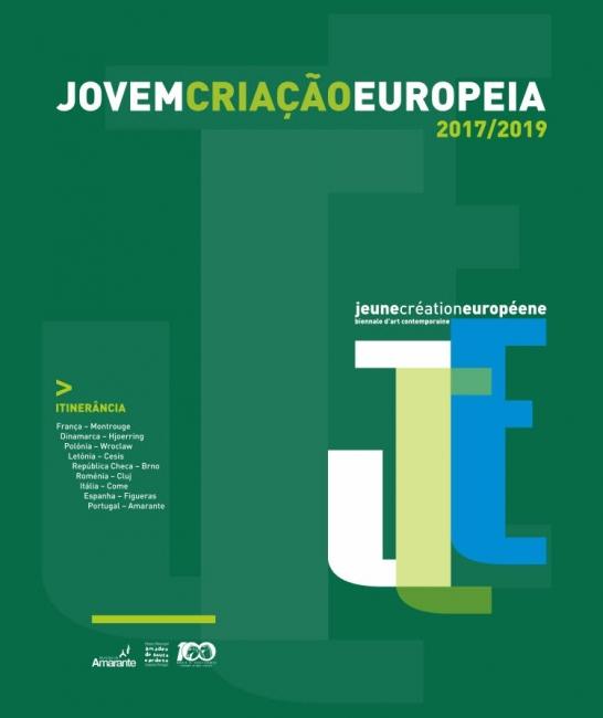 Jovem Criação Europeia 2017/2019