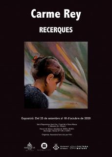 Exposición en solitario RECERQUES