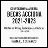 Becas Acciona 2021-2023