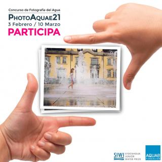 VII Concurso de Fotografía PhotoAquae 2021