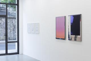FLYSCH #02 Exposición colectiva. Obras de Amaya Suberviola y Ekta