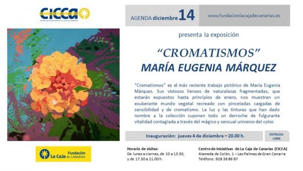María Eugenia Márquez, Cromatismos
