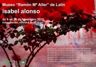 Cartel Isabel Alonso
