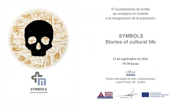 SYMBOLS. Culture of Death & Cultural Life: New Audiences and Creations around European Cemeteries