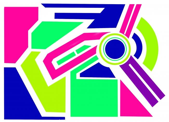 Dialan. Rotonda. 2017. Impresión digital sobre Reboard. 90 x 64,91 cm - Cortesía de la Galería Caicoya