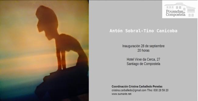 Anton Sobral y Tino Canicoba