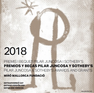 Premios y Becas Pilar Juncosa y Sotheby's 2018
