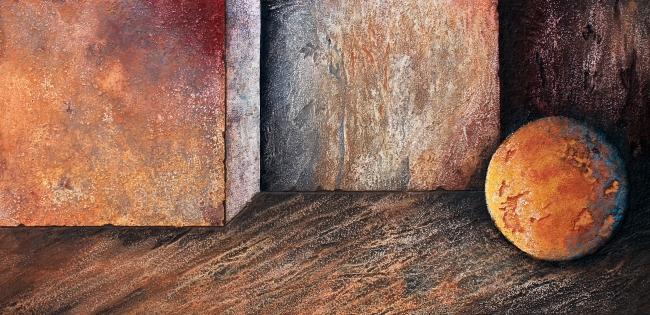 Antonio Fortanet. Encuentros en la naturaleza — Cortesía de la Galería Toro