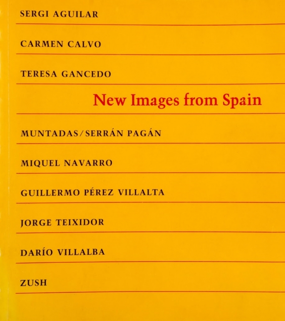 New images from Spain. Guggenheim NY, 1980