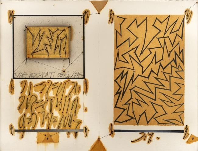 Zush, Ego Nara, 1976 — Cortesía de la Galería josé de la Mano