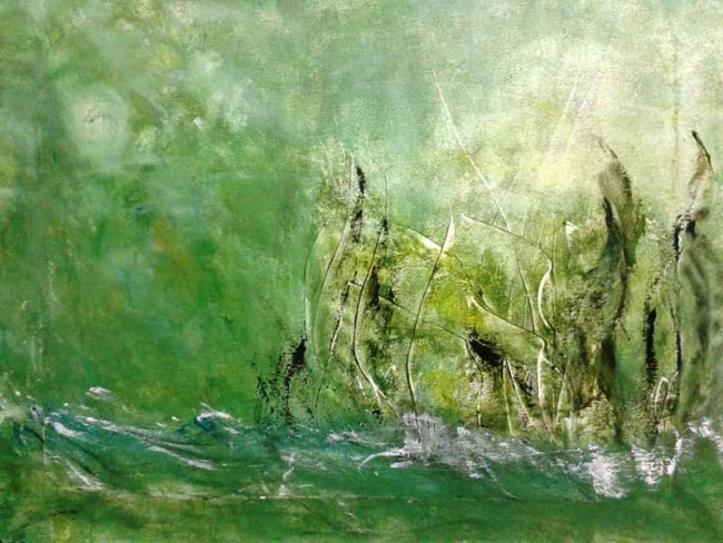 LA mar i tu ( in  a green sea )