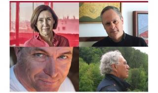 Ciclo de conferencias: La obra de arte total en el arte contemporáneo — Cortesía de la Fundación Barrié