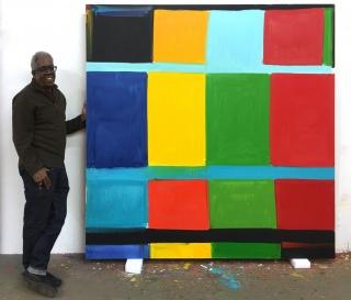 Stanley Whitney — Cortesía de la Galería Cayón