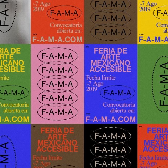 F-A-M-A 2019 - Feria de Arte Mexicano Accesible