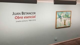 Juan Betancor: obra esencial (media centuria: 1968-2018)