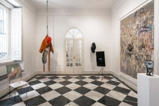 Basel en Madrid, exhibition view at carlier | gebauer, Madrid, 2020