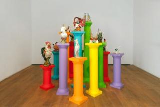 Shrine Online, 2011. Gülsün Karamustafa — Cortesía del IVAM