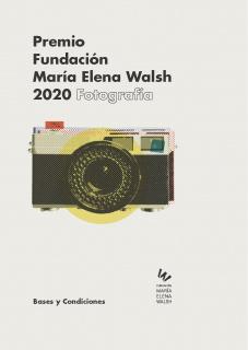 Premio Fundación María Elena Walsh 2020 - Fotografía