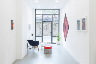 """Vista de la exposición """"Flysch"""" — Cortesía de SC Gallery"""