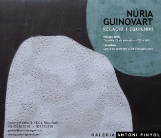 Núria Guinovart: Relació i Equilibri