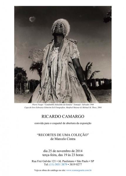 Recortes de uma coleção - Marcelo Cintra