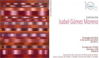 Isabel Gómez Moreno