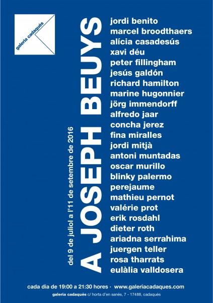 A Joseph Beuys