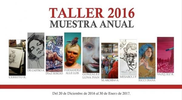 Taller 2016