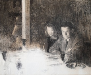 Miquel Wert, Luz silenciosa – Cortesía de la Galeria Anquin's