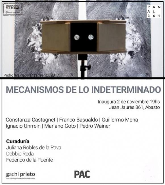 MECANISMOS DE LO INDETERMINADO