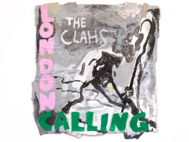 """The Clash"", 2017"