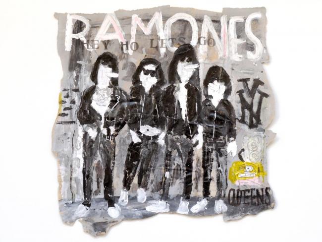 """""""Ramones"""", 2017"""