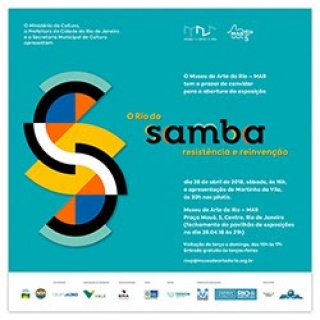 O Rio do Samba - resistência e reinvenção