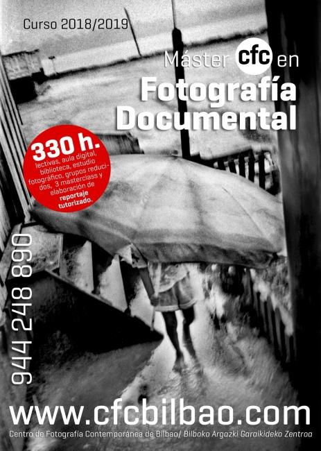 Máster  CFC en Fotografía Documental
