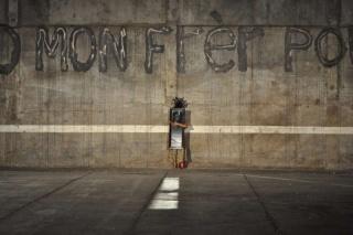 SUSANA PILAR 'Kont pa sÏ bato mon frèr pou sot la rivièr' 2011, Reunion Island Biennial.