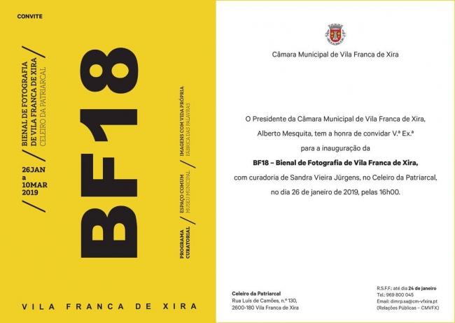 Bienal de Fotografia de Vila Franca de Xira