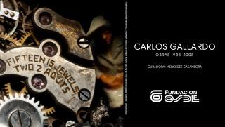Carlos Gallardo. Obras 1983-2008