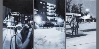 Merche Olcina — Cortesía de Montsequi Galería de Arte